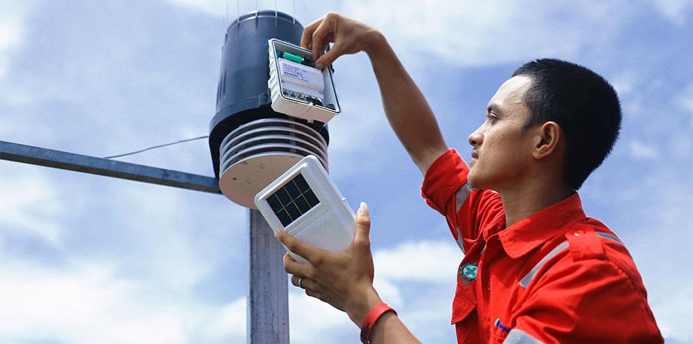 Rainfall Monitoring