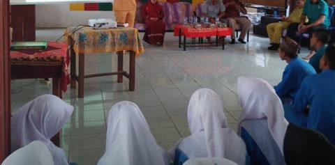 Bringing Ecosystem Restoration Closer to Students in Pulau Padang
