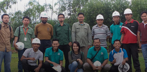 FFI and RER Participates in the Asian Waterbird Census in the Kampar Peninsula